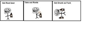 Troll Science Rootbeer by MikeAllenMikeAllen