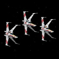 Katipunan Rebel KA-wing Starfighters by Filipeanuts
