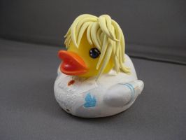 Viscount Druitt Duck by spongekitty