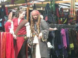 Capt Jack visit EFF5 by CaptJackSparrow123