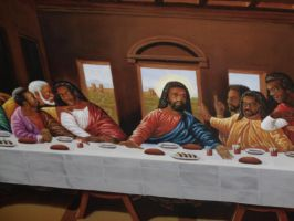 The Black Supper by kharriman
