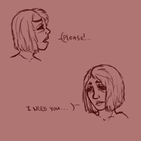 And i feel like i'm loosing you by PaintedPeaches