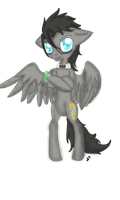 .:Discord Whooves Chibi:. by InvaderIka