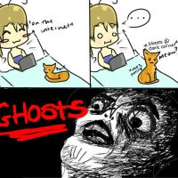 Ghosts by HappyCokex3
