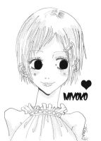 What turned out to be Miyoko by QuestionofBalance