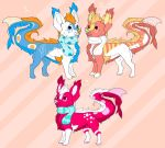 Gillywit Adopt Batch 1 by TheKillerPinecone
