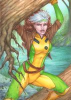Women of Marvel, Rogue by Dangerous-Beauty778