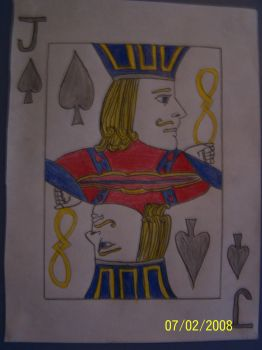 Jack of Spades by Creative360