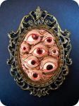 Lowbrow Eyeblob by dogzillalives