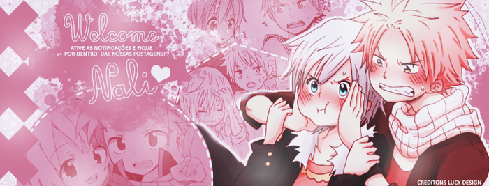 Cover Nali by Lucy-Onechan