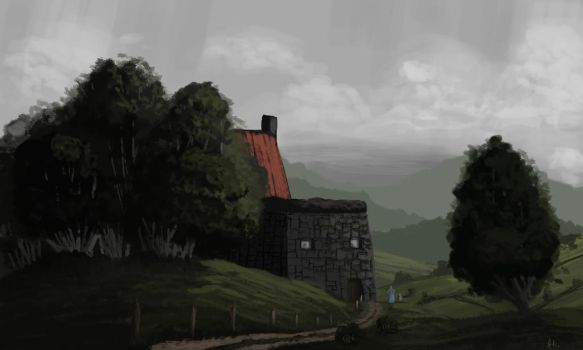 Countryside by FilipVecerek