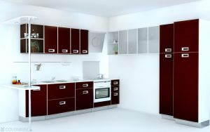 kitchen interior by K1BORG