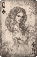 HPcp - Queen of Clubs by Tigress0787