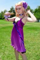 Sheryl Nome- Macross Frontier by Space-Invader