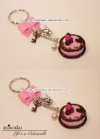 Losing Neverland Key Ring 1 by 3timesC