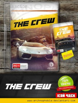 The Crew (Icons Pack) by archnophobia