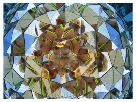 Burning Man Kaleidoscope by psion005