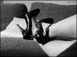 Relax in High Heels by Collinder