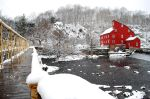 Winter Mill by Resaturatez