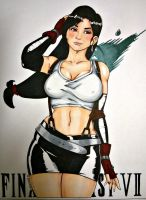 Tifa by pillowds