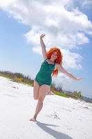 Summertime Merida by madelyngrace