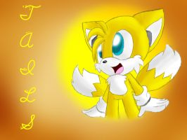 Tails Wallpaper by SonicsChilidog