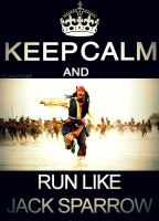 Run Like Jack Sparrow :3 by xAussyAngel