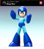 SSBB: Mega Man by TheFavs