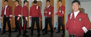 TSFS Captain's Bomber Jacket by Cosplay Sky by galaxy1701d