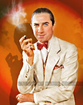 Bela Lugosi ~~1931~~ colourised by Maria-Musikka