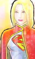 Super.Girl. by Colours07