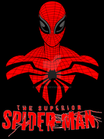 Superior Spider-Man t-shirt by Vic-Neko