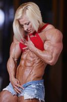 Super Blonde Abs by Turbo99