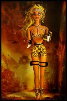 Killer Instinct Barbie-Maya by Daelyth