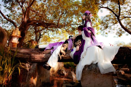 Bride of the Water God: Autumn by Astellecia