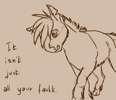 Not your fault by SpitfiresOnIce