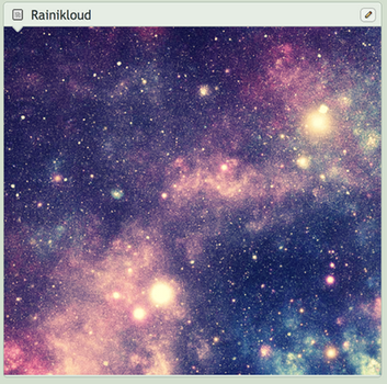 Outerspace by Rainikloud
