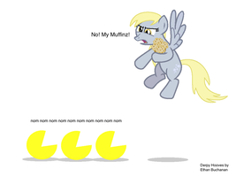 Derpy Hooves by FirstAwesomePlatoon