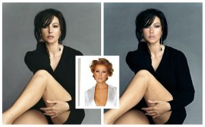 bellucci and aguilera - manip by untrue