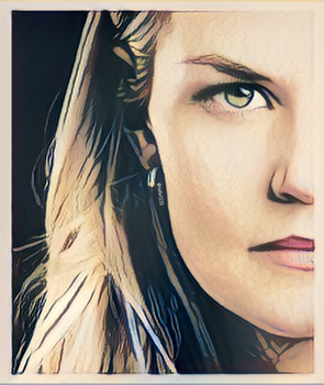 Emma Swan  by nafer1235