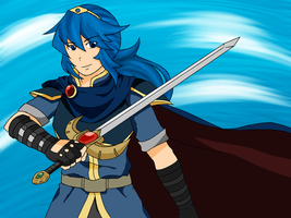 Ronan - Crossover Fire Emblem and Grand Chase by Victoriaiso
