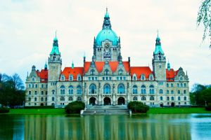 New City Hall, Hannover by MR26Photo