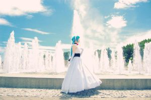 cendrillon - vocaloid by omae-no-yome
