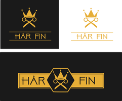 Hair Saloon Logo Concept (FOR SALE) by DianaGyms