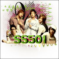 SS501 by Nickoland