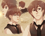 Paves Doodles by Aishishi