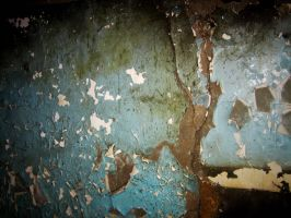 Cracked House Wall - I by MD-Arts