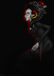Aradia by PlagueMarquise