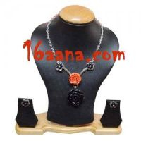 Buy Necklaces with Earrings for Women at Lowest Pr by satyakanta