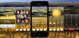 HTC Incredible MIUI v0.5 Skin by chuckdobaba